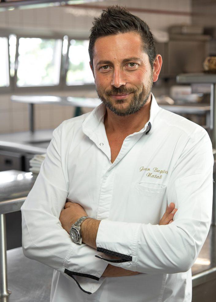 Chef étoilé Michelin
