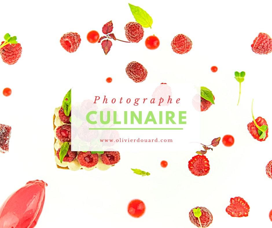 photographe culinaire dessert
