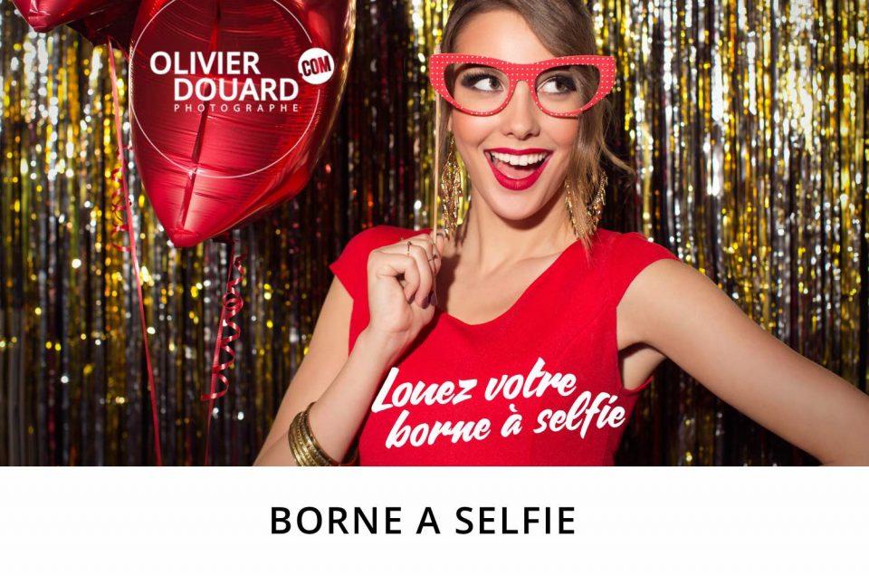 Borne à selfie Troyes