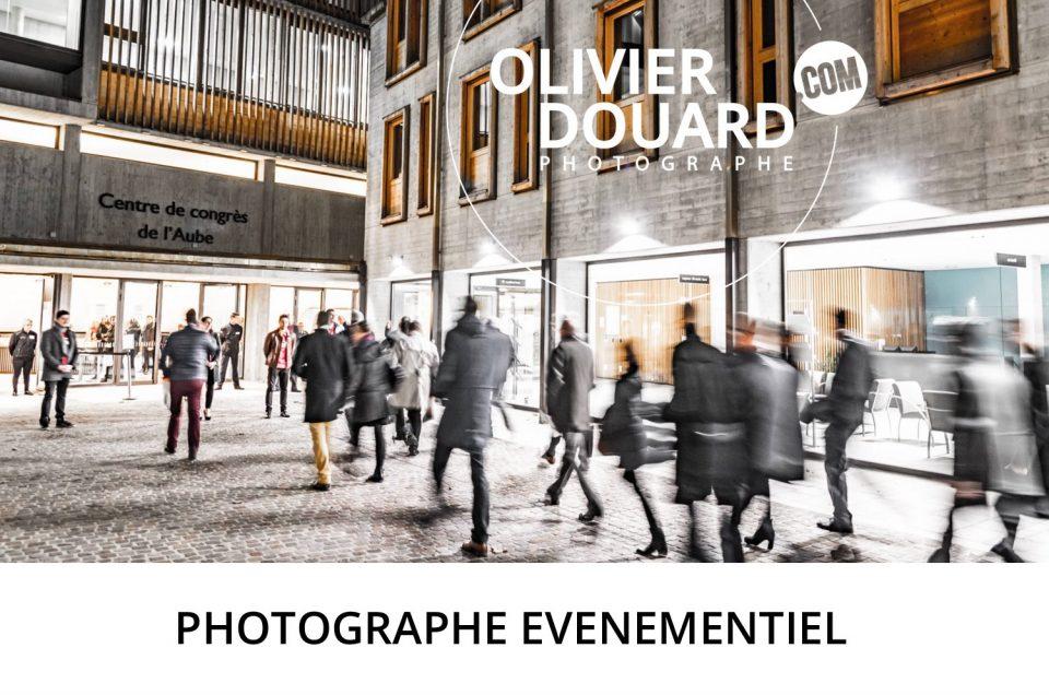 Photographe Centre des Congrès Troyes