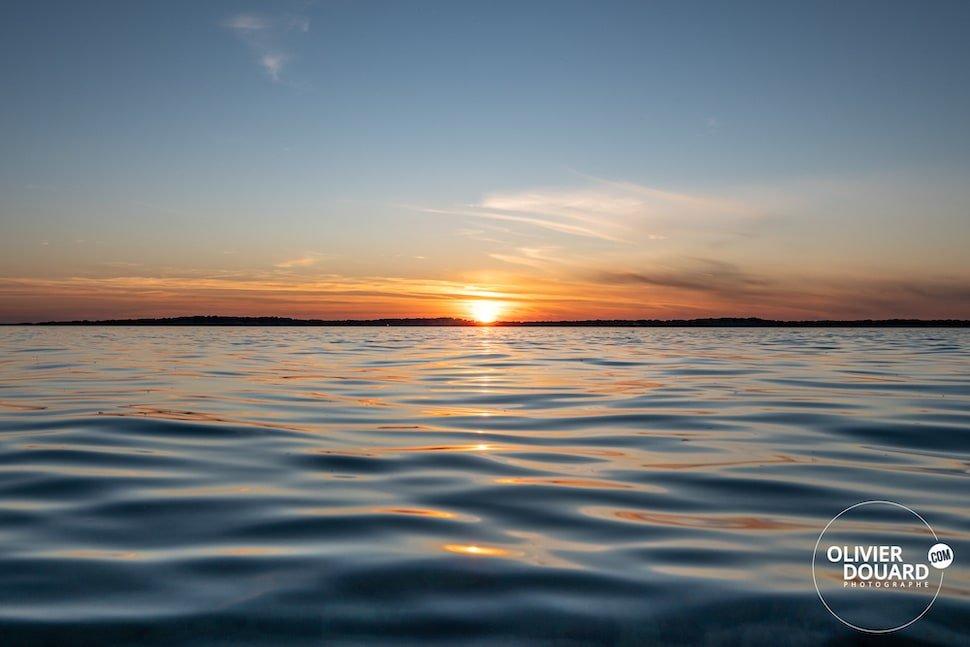 Lac d'Orient photographe