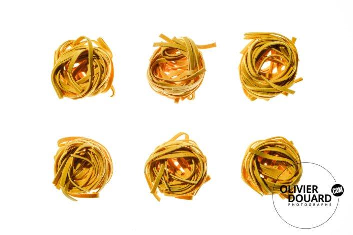 Photographe culinaire pâtes confinement