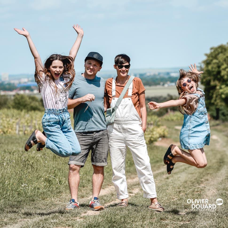 Photographe de famille à Troyes
