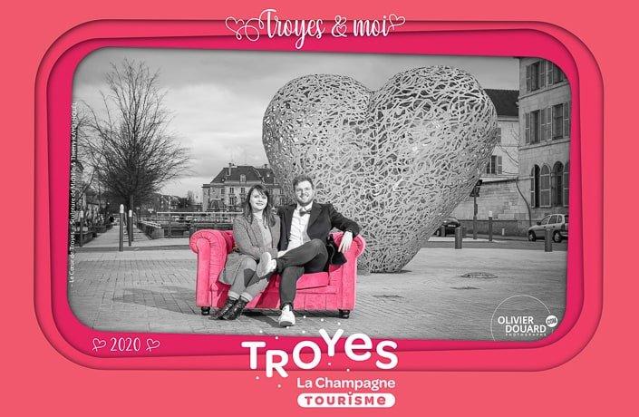 Photographe Troyes événement St Valentin