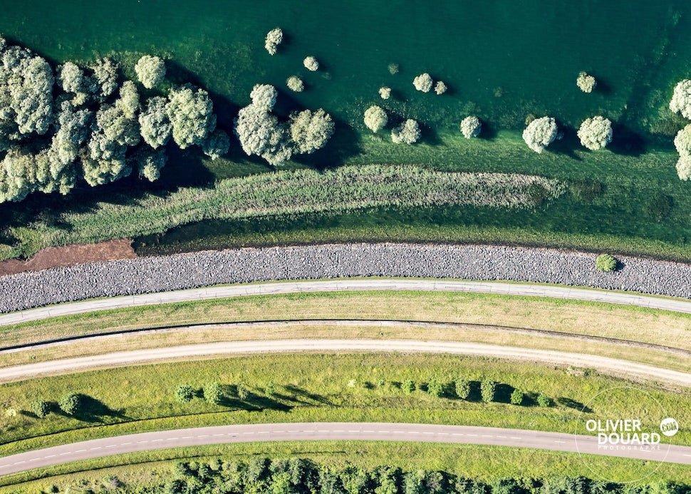 photo lac d'orient