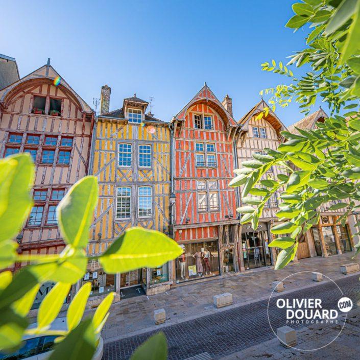 Troyes ville tourisme