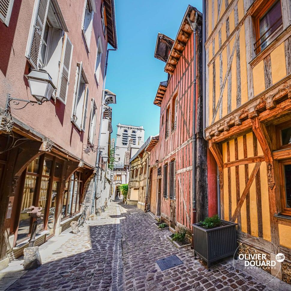Ruelle des chats tourisme Troyes la champagne