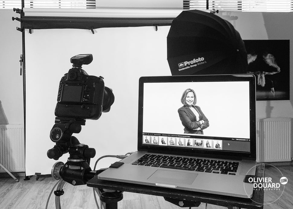 Shooting photo corporate troyes